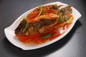 Fish with Sweet and Sour Sauce Recipe